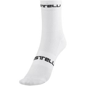 Castelli Free 9 Socks white